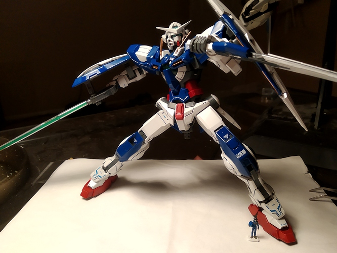 With Exia